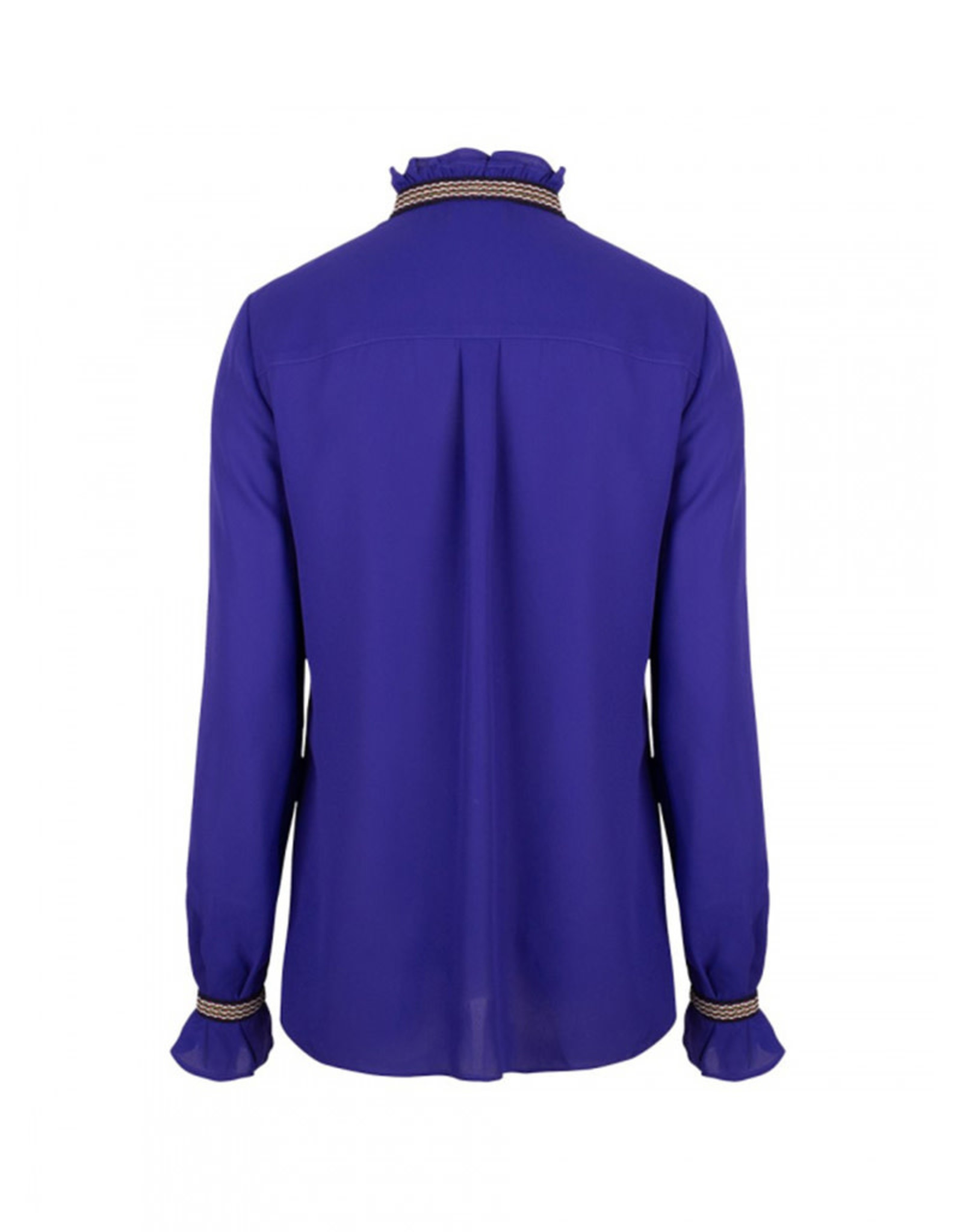 dante6 Pippa ruffle blouse