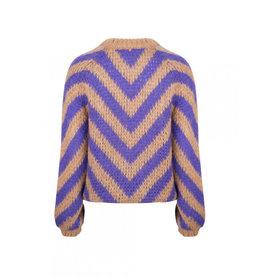 dante6 Evrie Chevron Sweater