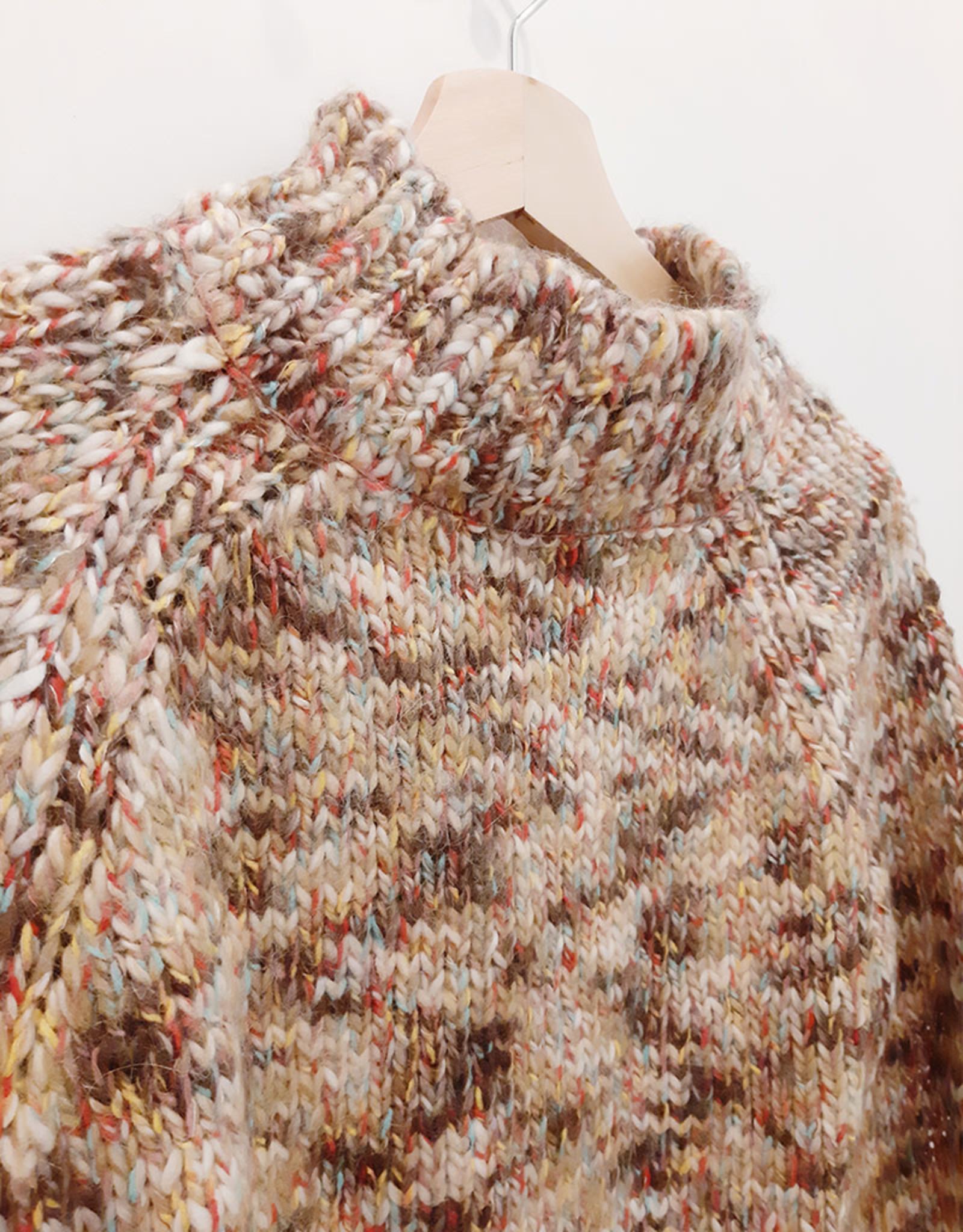 Denim Hunter Ivy Knit