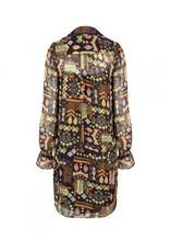 dante6 Idetta Print Dress