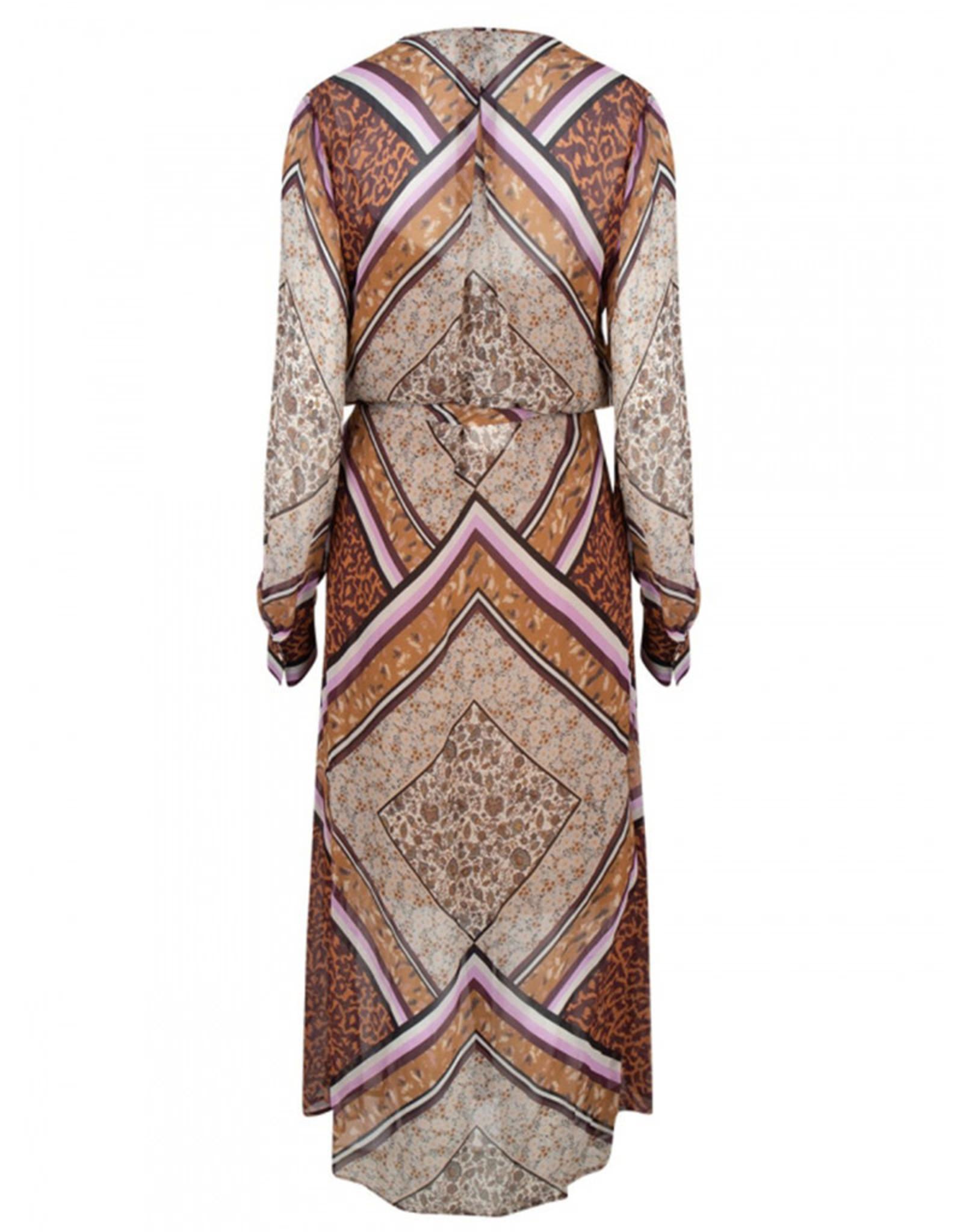 dante6 Arlette Print Dress