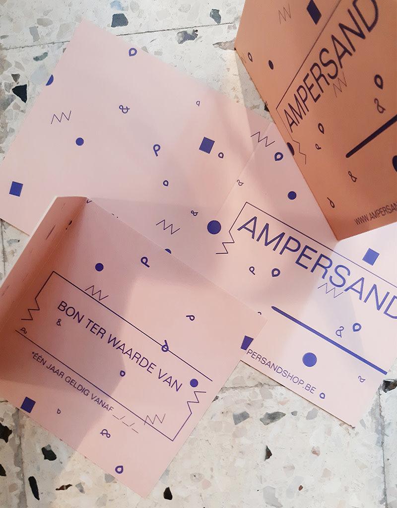 Ampersand Cadeaubon 75 EUR