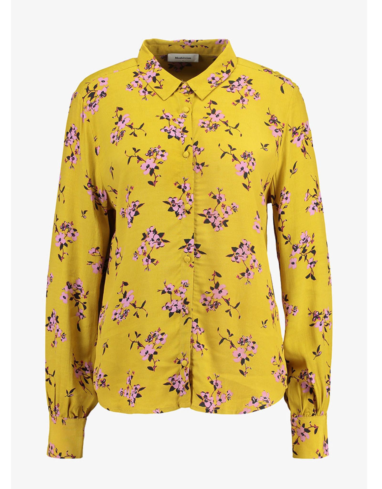 Modström Vanilla Print Shirt