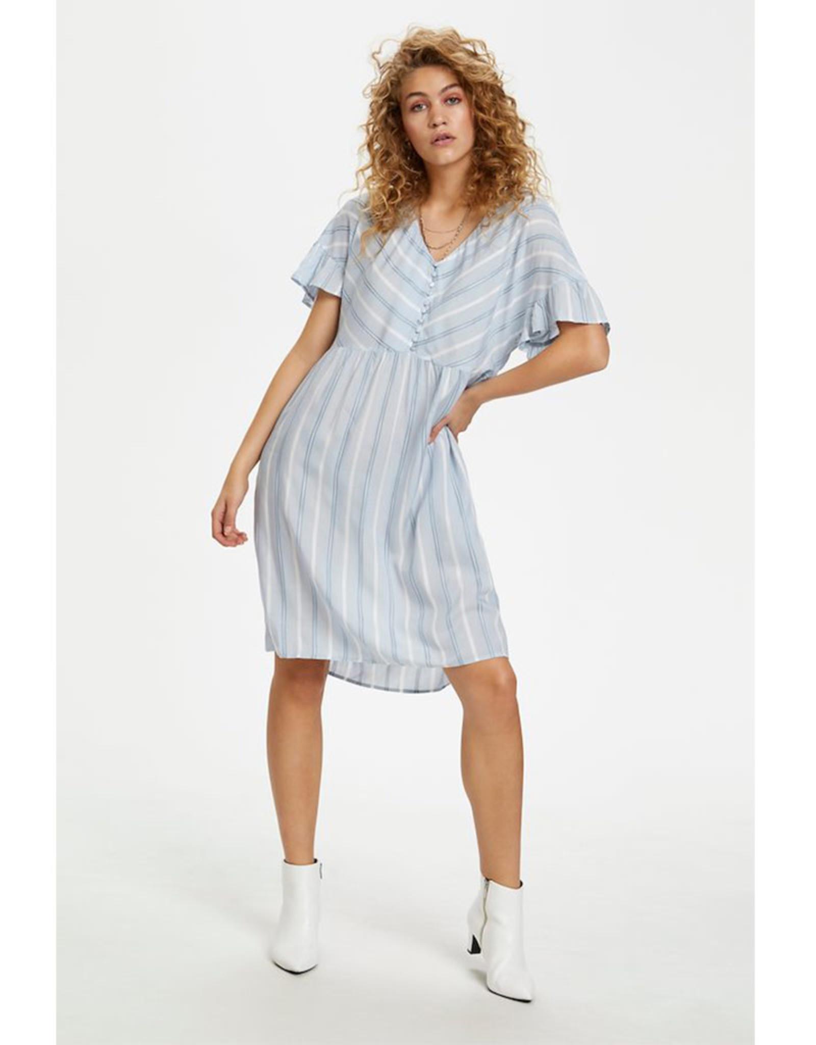 Denim Hunter Sigge Stripe Dress