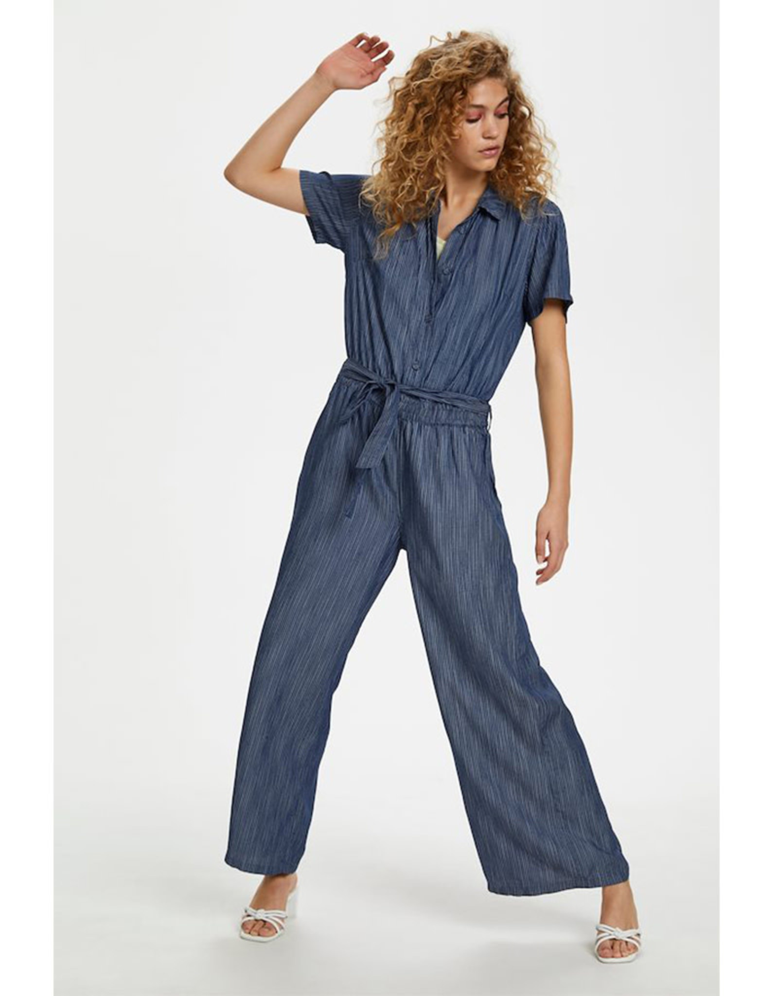 Denim Hunter Elma Jumpsuit