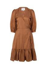 dante6 Ghislaine Volant Dress