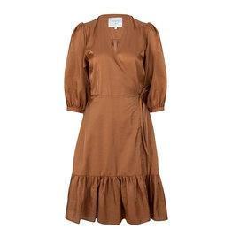 dante6 Ghislaine Volant Dress