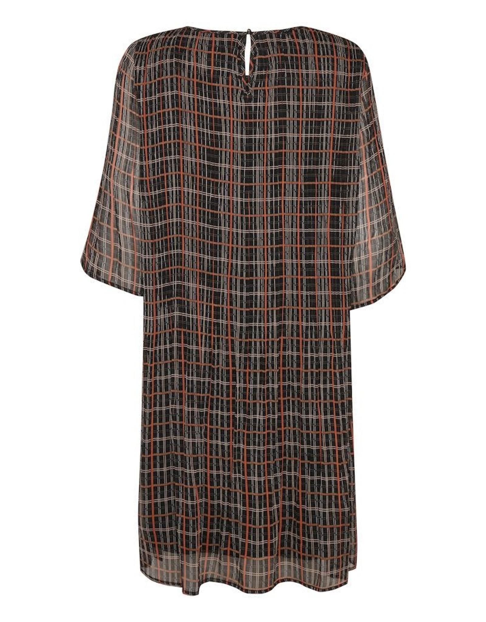 Denim Hunter Tulle Sana Pleated Dress