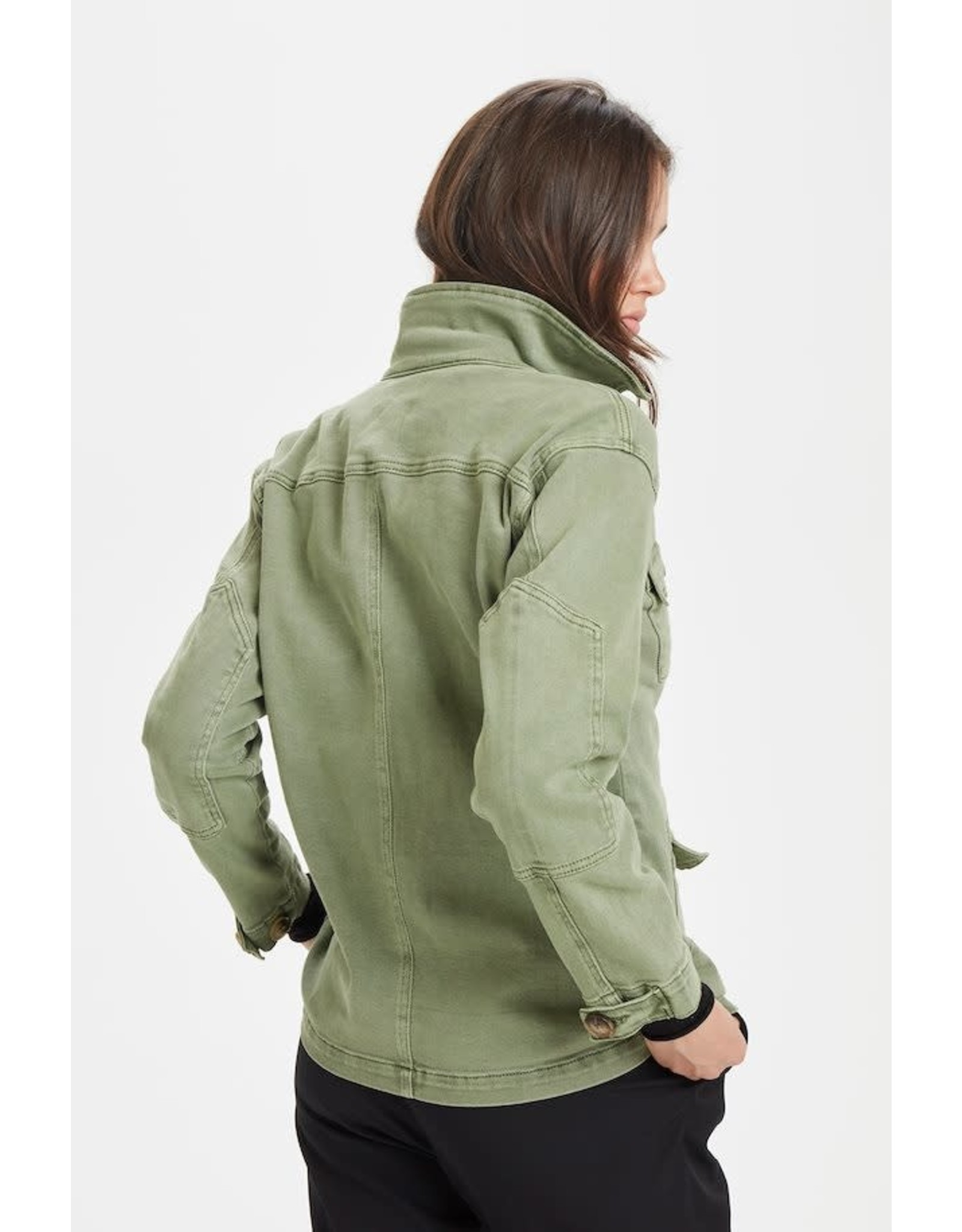 Denim Hunter The Army Jacket
