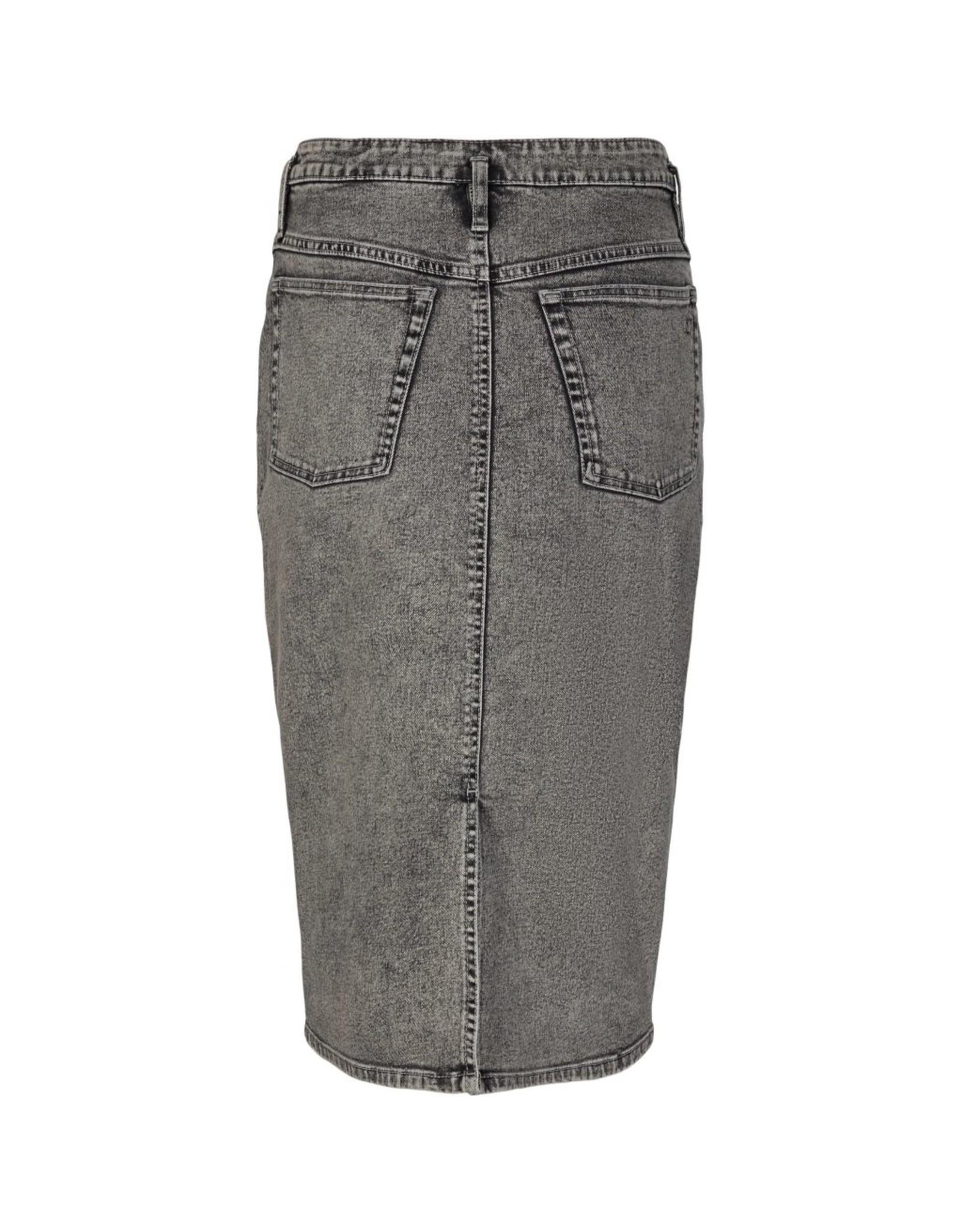 Ivy Ivy Copenhagen Kelly Long skirt - Azid black