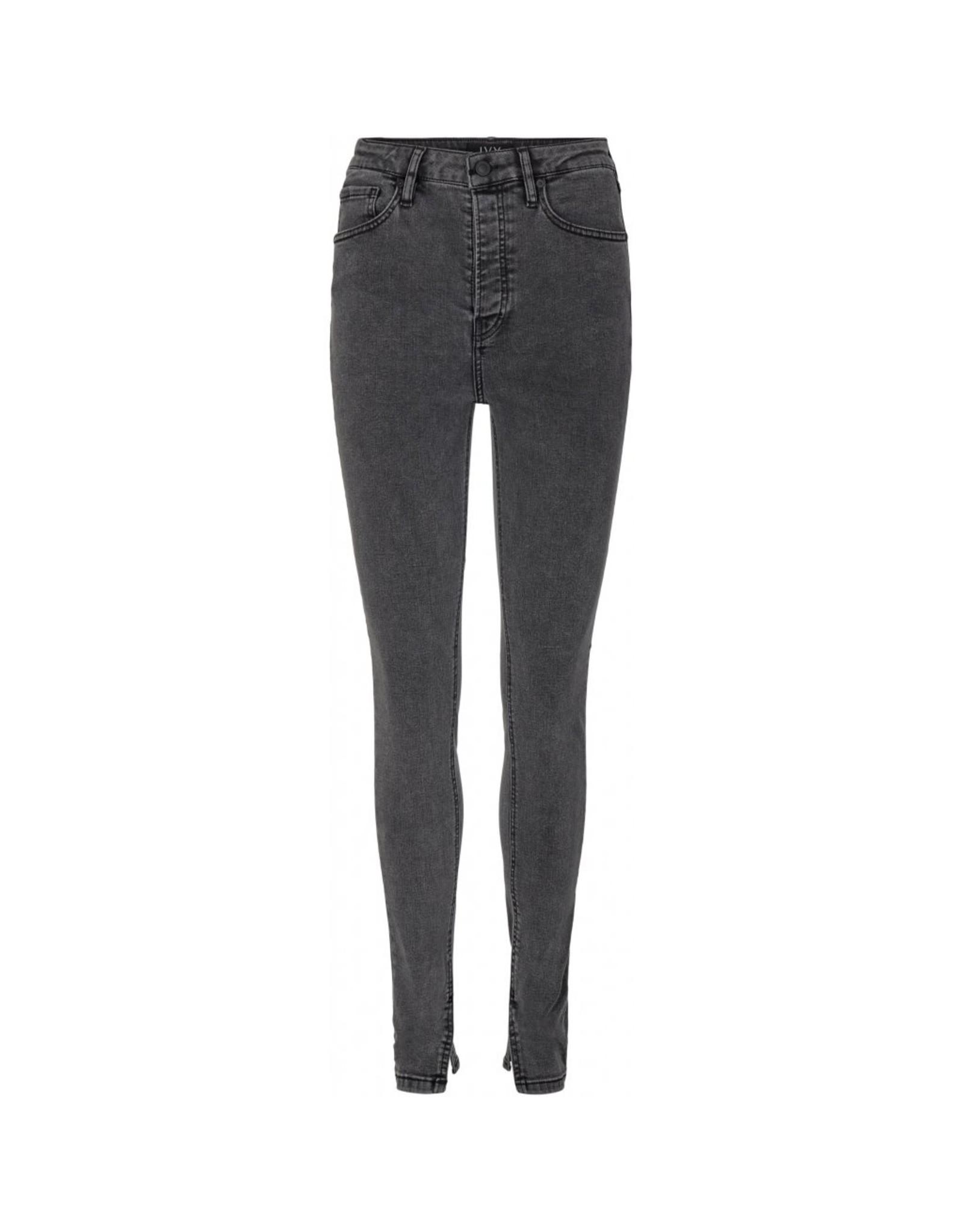 Ivy Zoe Denim Jeans Ninety Grey