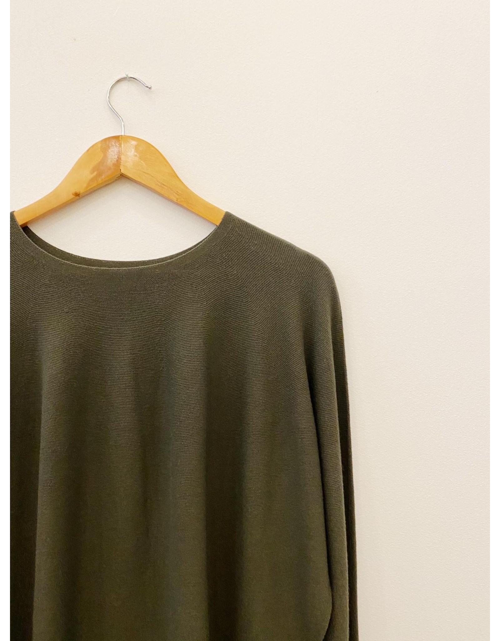 Sita Murt Khaki Sweater