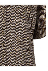dante6 Cocoon Chevron top