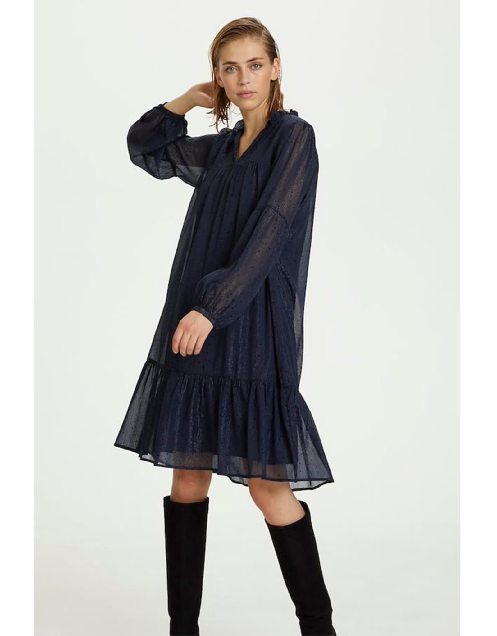Denim Hunter Esther Dot Dress