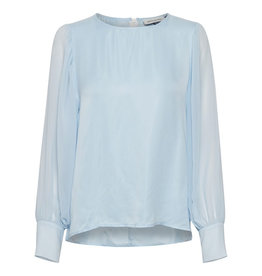 Denim Hunter Mellie blouse - long sleeve