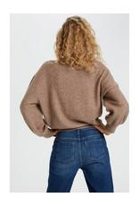 Denim Hunter Flake knit Pullover