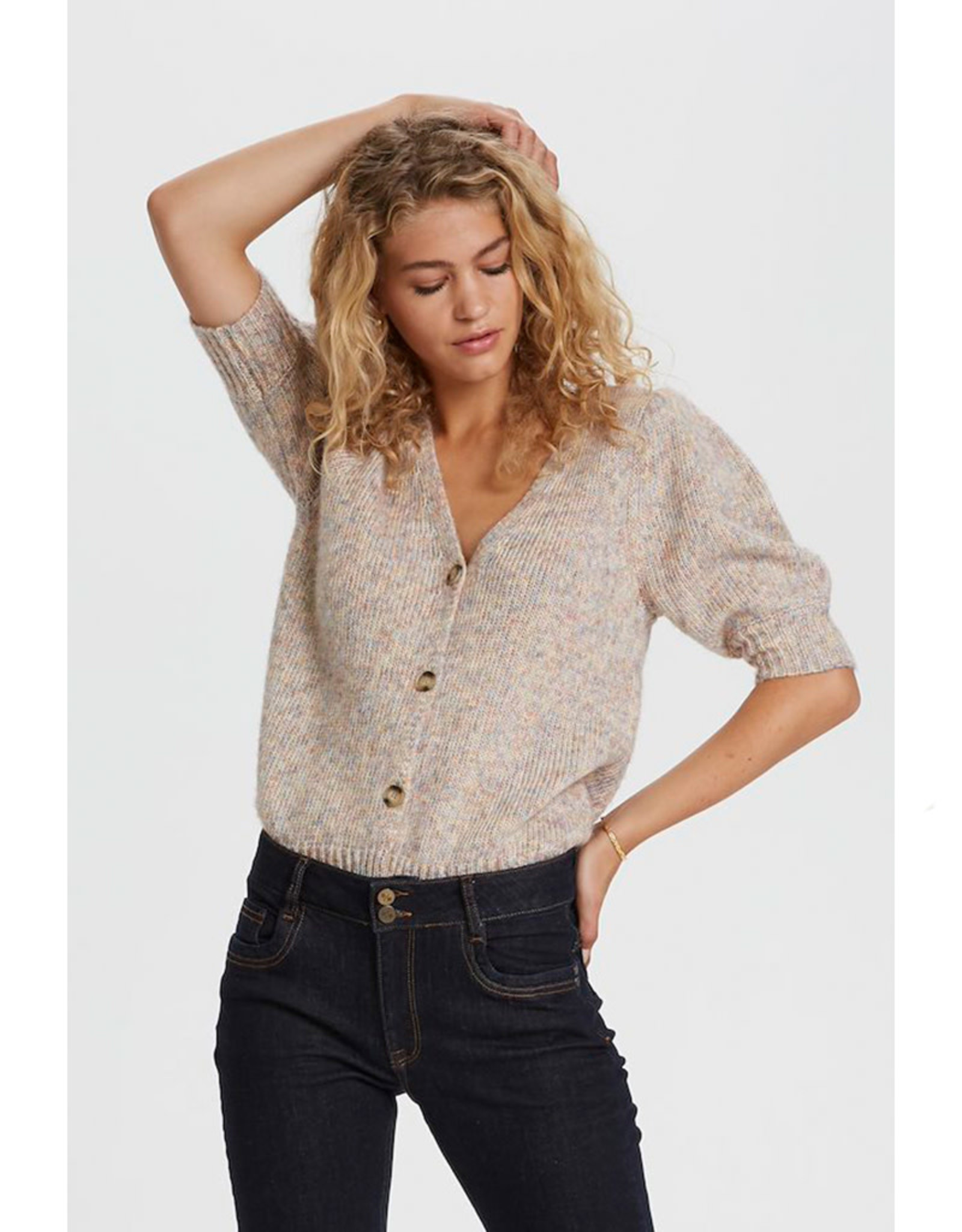 Denim Hunter Fay Cardigan