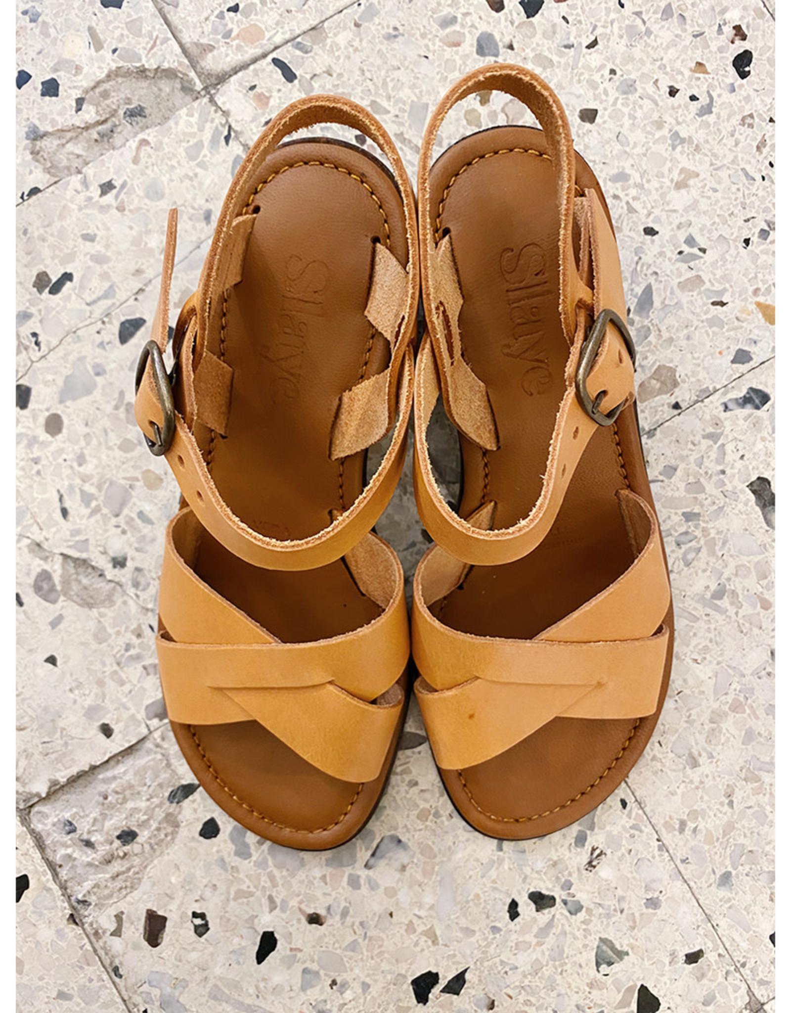 Slaye Natural heels