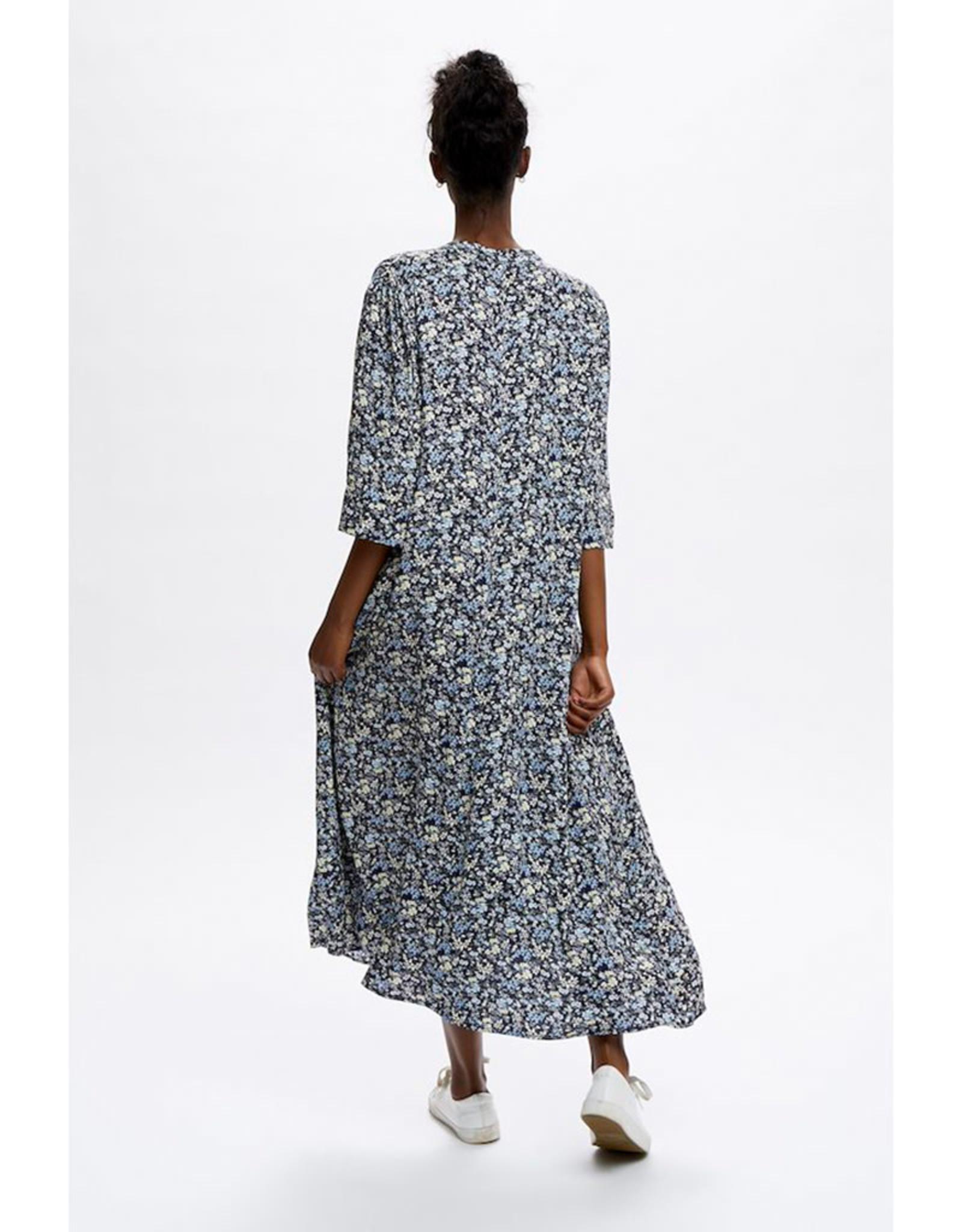 Denim Hunter Flora Long Dress