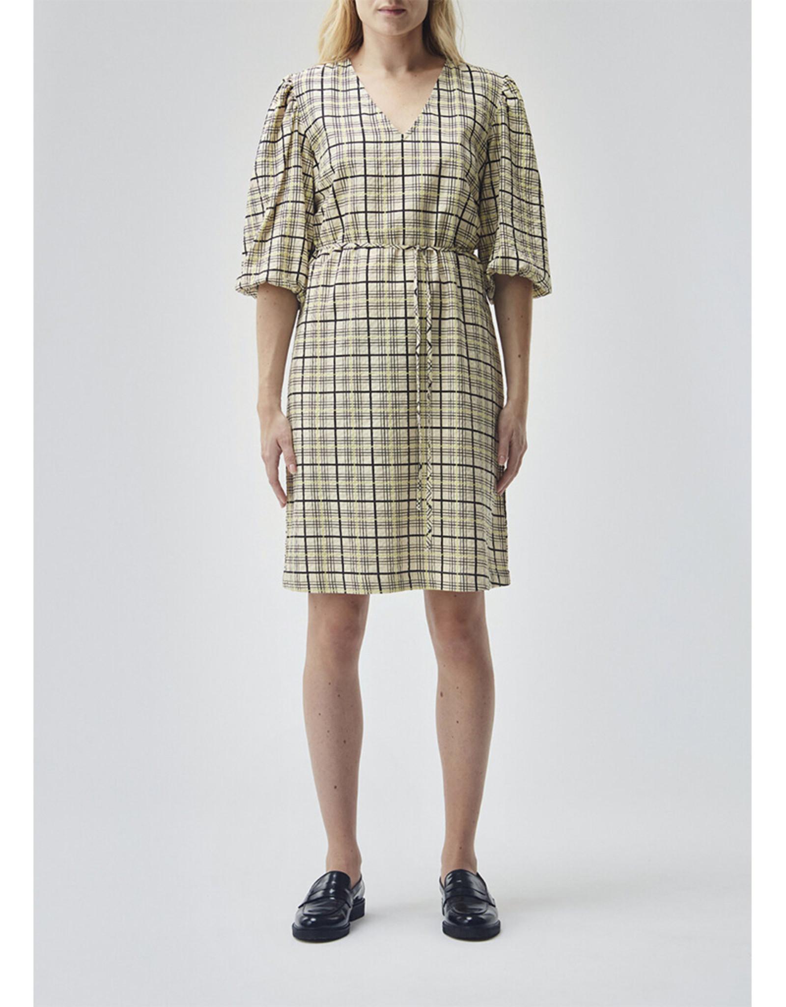 Modström Hollow Print Dress