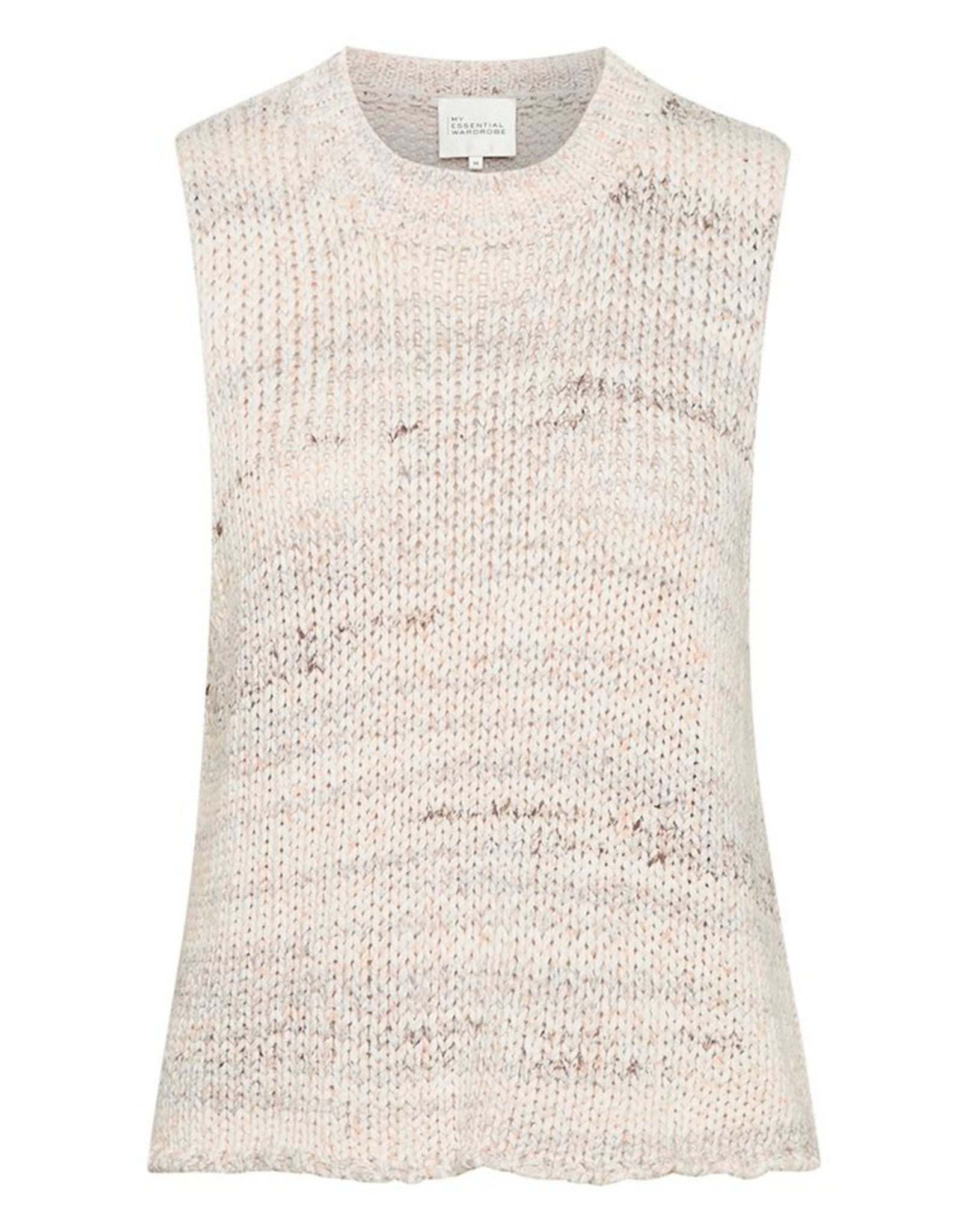 My Essential Wardrobe Cala knit vest