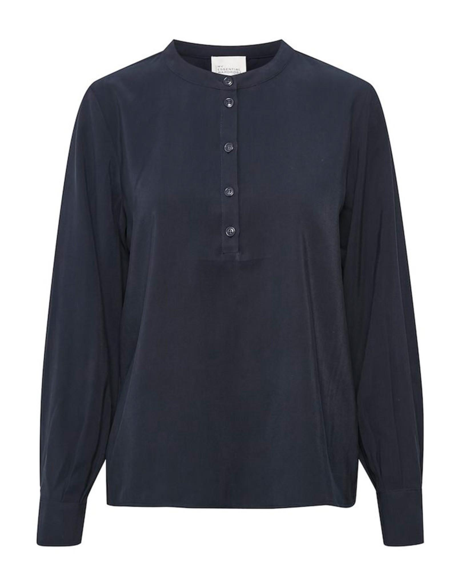 My Essential Wardrobe Louisa Iris Blouse