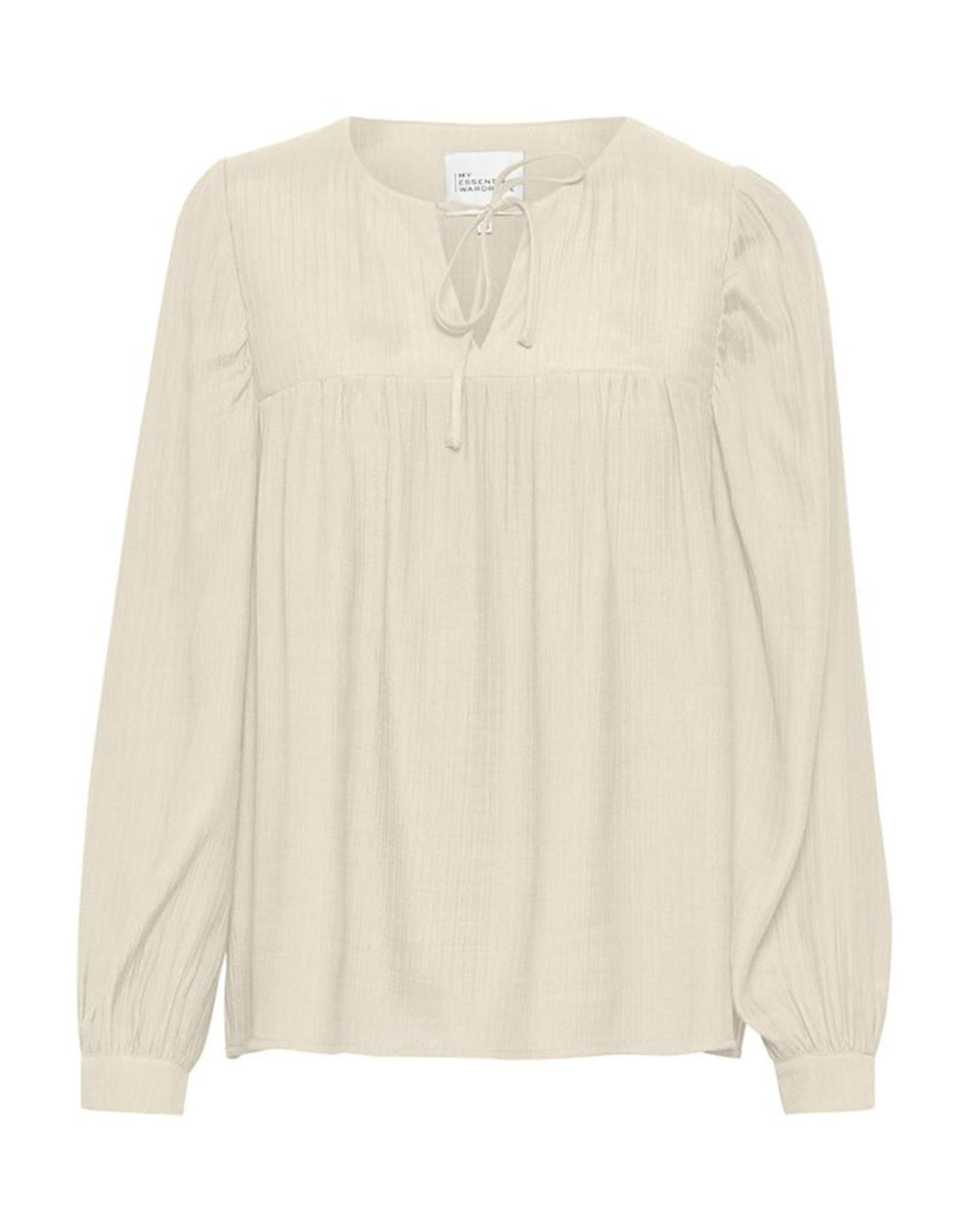 My Essential Wardrobe Bea Wide Blouse