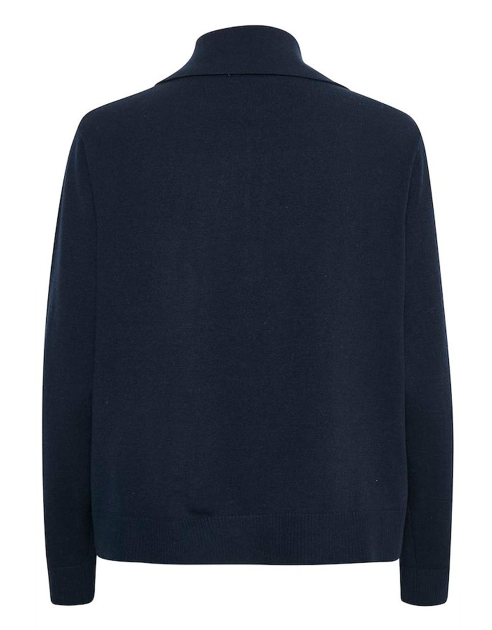 My Essential Wardrobe June Collar Pullover