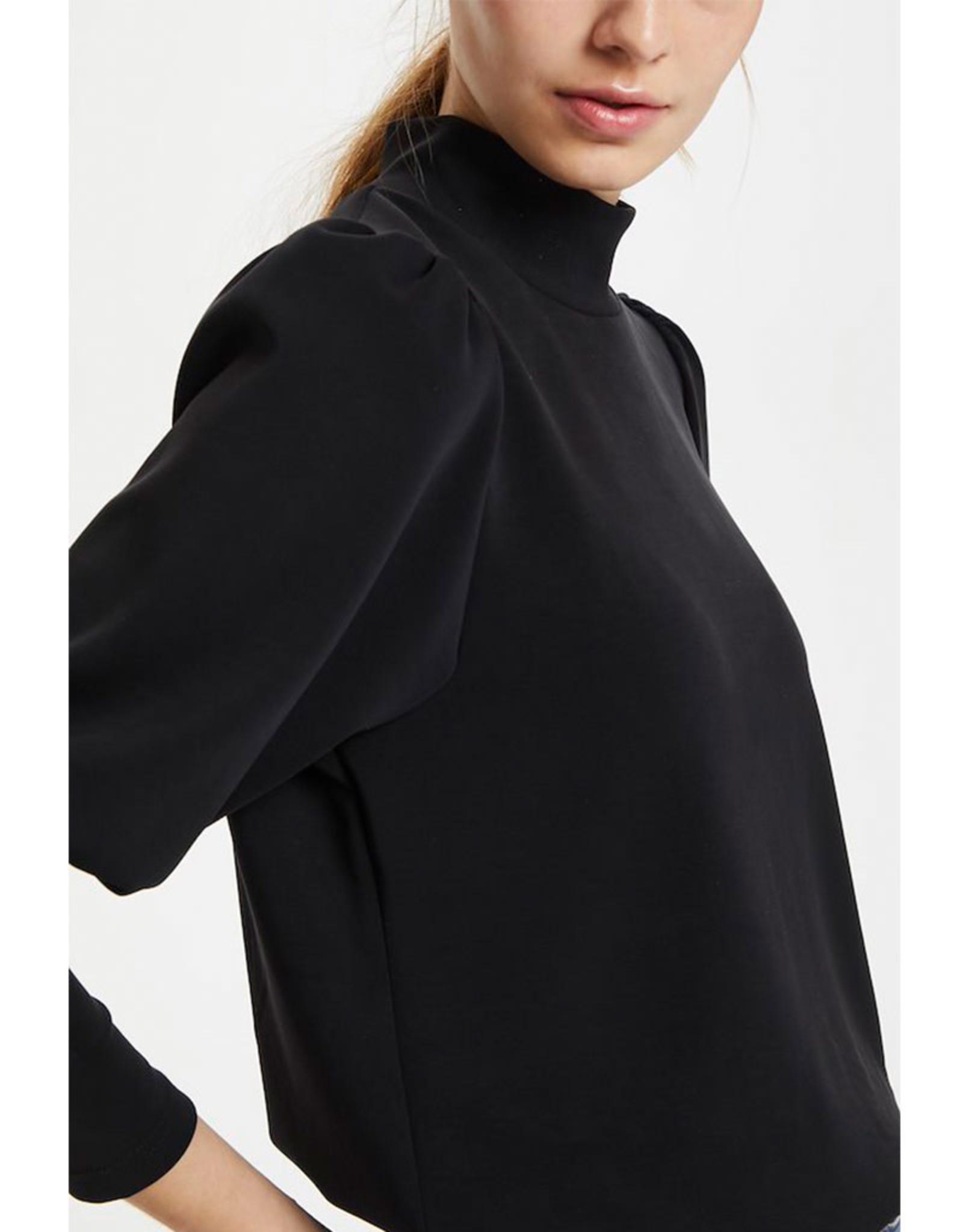 My Essential Wardrobe Elle Puff Blouse