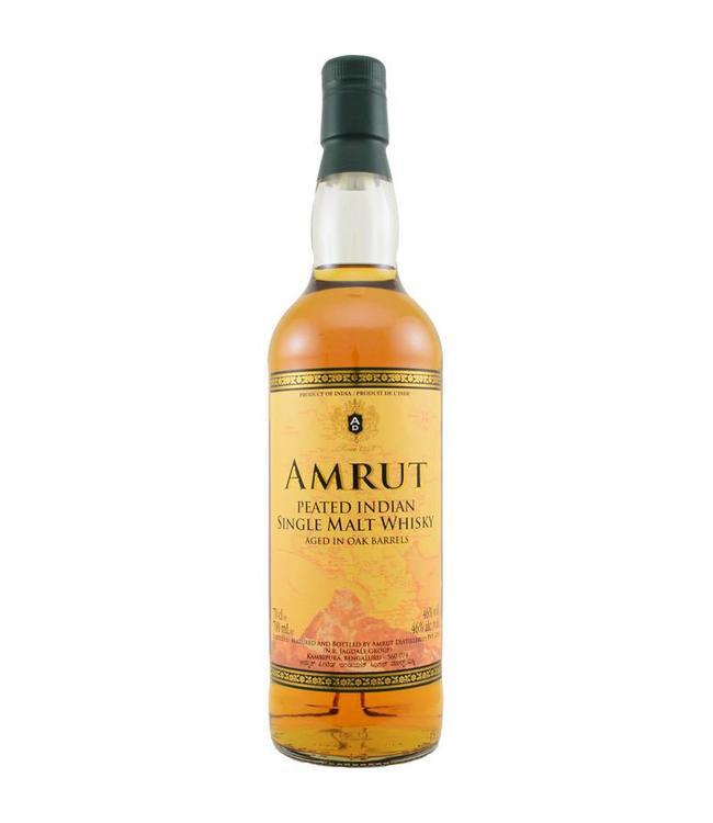 Amrut Amrut Peated - 46%