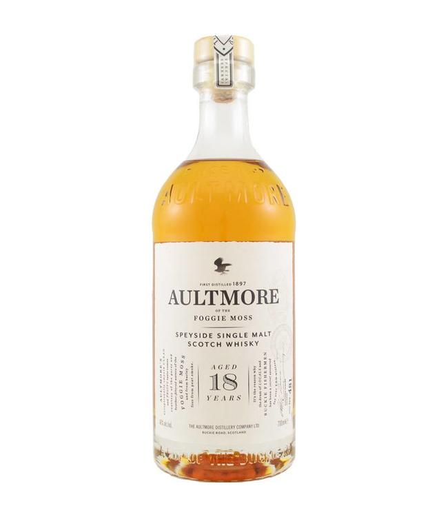 Aultmore Aultmore 18-year-old
