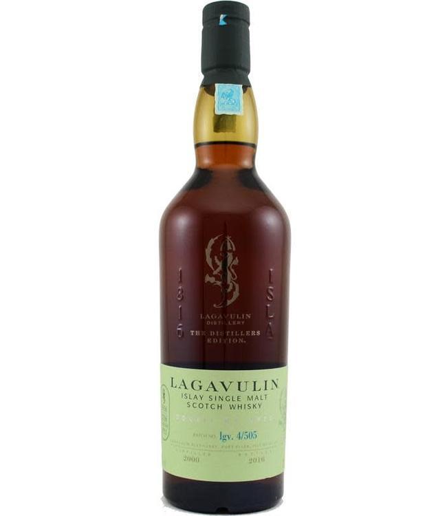 Lagavulin Lagavulin 2000 - 2016 Distillers Edition