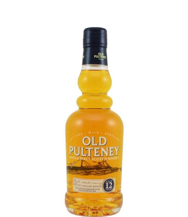 Old Pulteney Old Pulteney 12-year-old - 35 cl