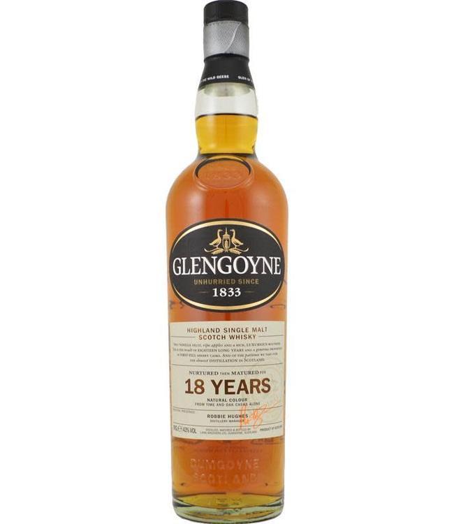 Glengoyne Glengoyne 18-year-old