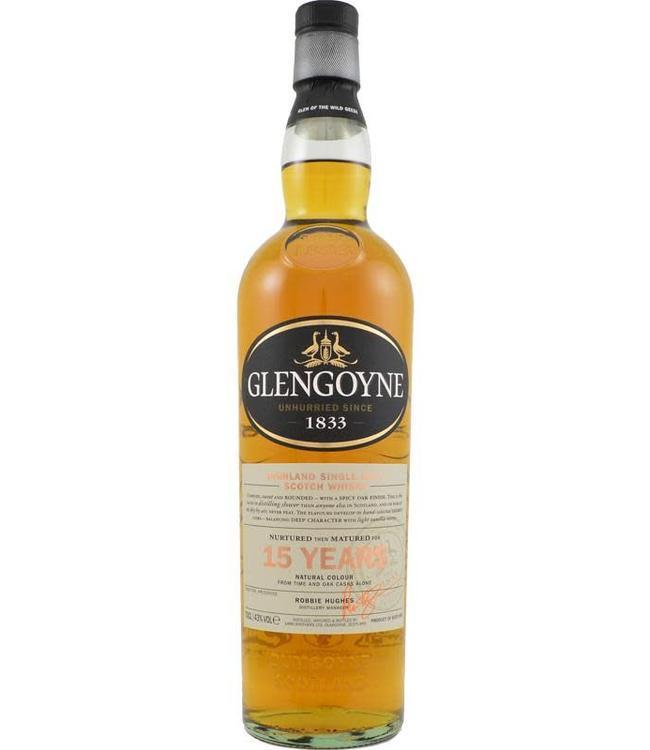Glengoyne Glengoyne 15 jaar