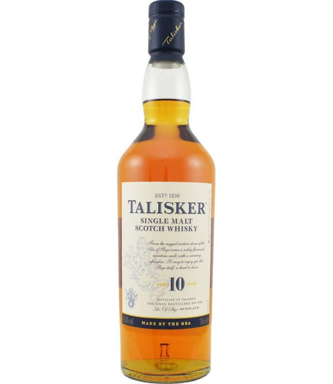 Talisker Talisker 10-year-old