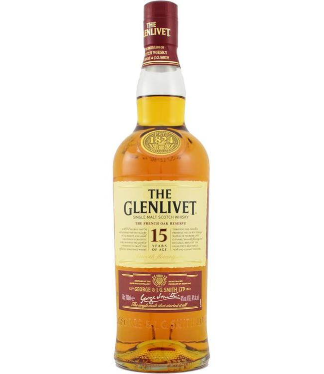 Glenlivet Glenlivet 15-year-old French Oak