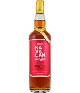 Kavalan Sherry Oak - 46%