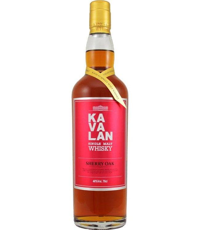 Kavalan Kavalan Sherry Oak - 46%