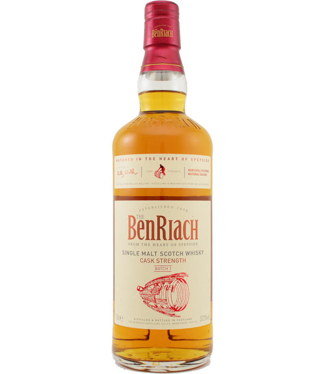 Benriach BenRiach Cask Strength - Batch 1