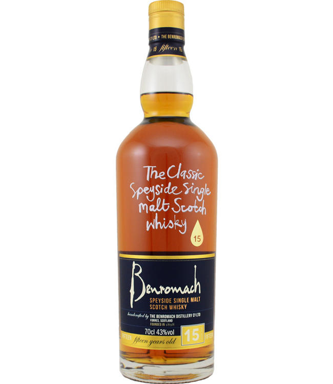 Benromach Benromach 15-year-old