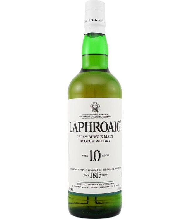 Laphroaig Laphroaig 10 jaar