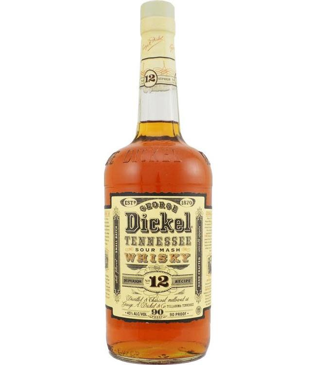 George Dickel George Dickel no 12