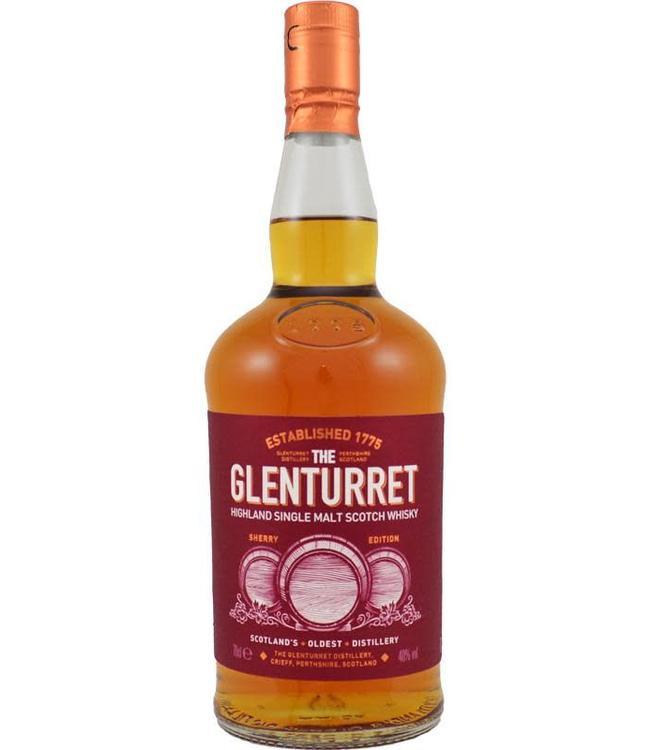 Glenturret Glenturret Sherry Edition