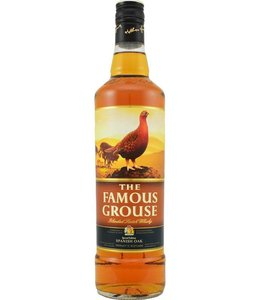 Famous Grouse Spanish Oak