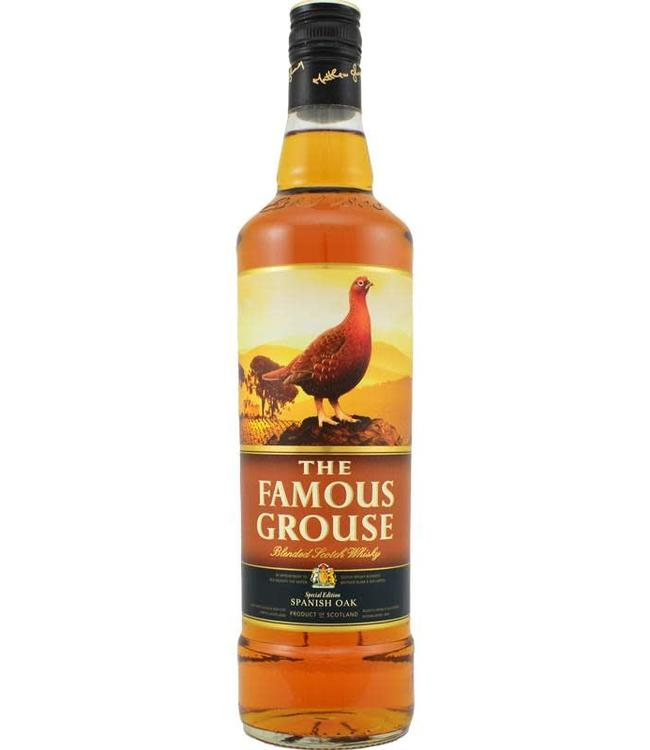 The Famous Grouse Famous Grouse Spanish Oak