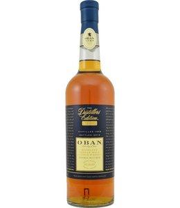 Oban 1999 - 2014 Distillers Edition