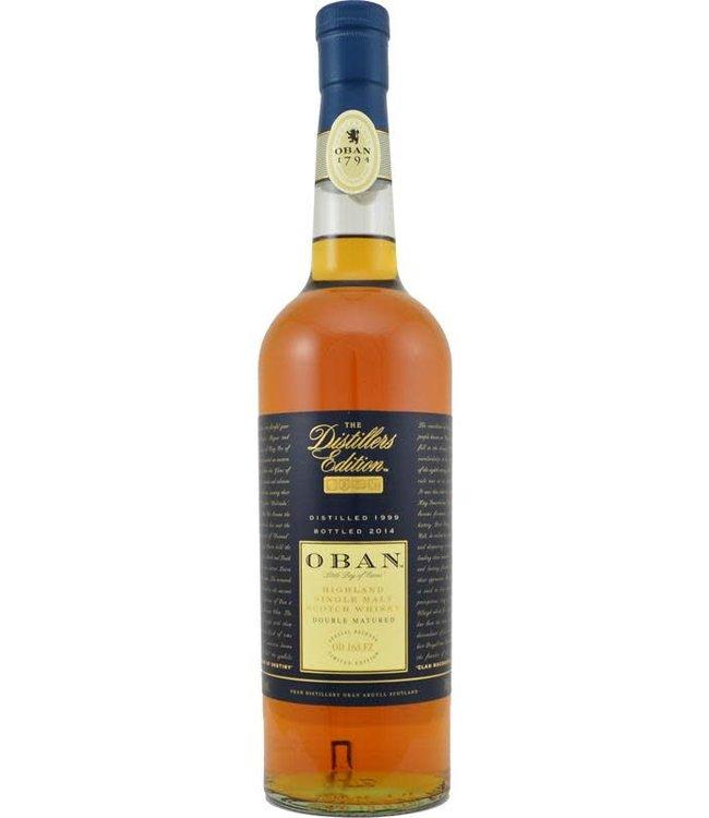 Oban Oban 1999 - 2014 Distillers Edition