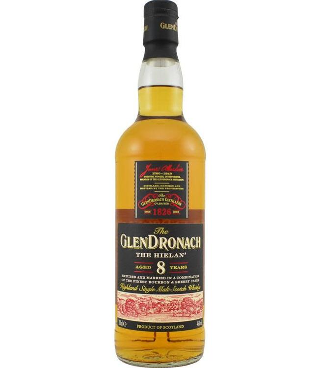 Glendronach Glendronach 08-year-old The Hielan