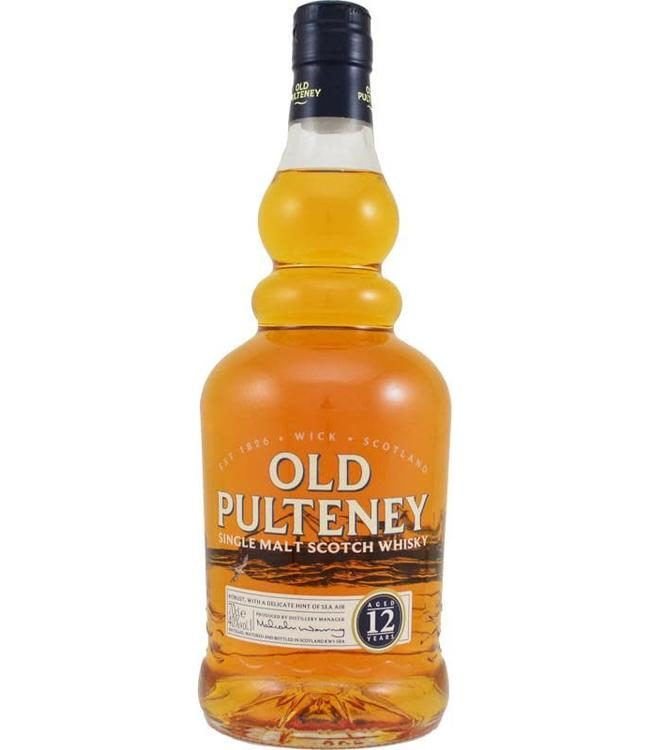 Old Pulteney Old Pulteney 12 jaar